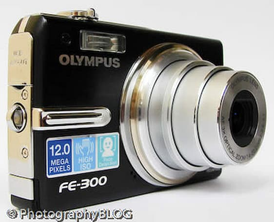 Olympus FE-300 gets reviewed