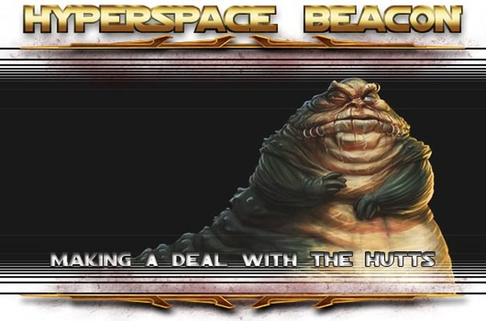 Hyperspace Beacon: Making a deal with the Hutts in SWTOR