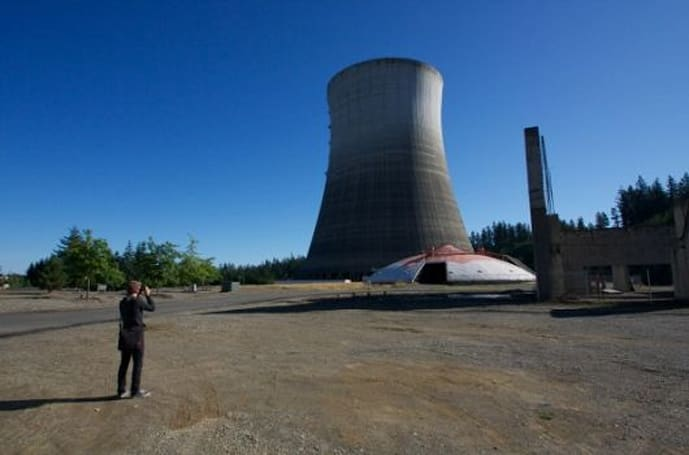 Guild Wars 2 audio team heads to nuclear power plant for sound recording
