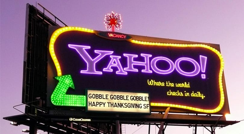 Yahoo might be building an online video platform, but you won't be able to use it