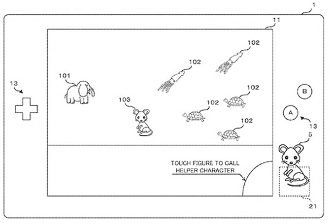 Mystery patent points to new device from The Pokemon Company