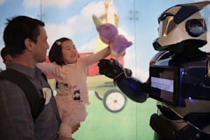 Engadget Visits St. Jude Children's Research Hospital