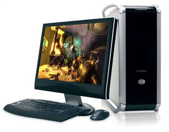 Evesham launches Cosmos family of gaming rigs