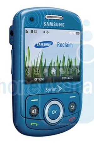 Samsung M560 Reclaim is on a mission to reclaim Sprint, Earth, your heart