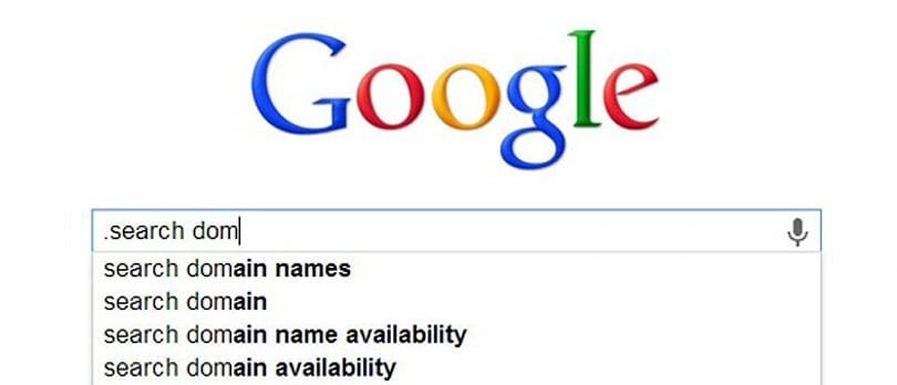 ICANN kills Google's dotless domain search dreams