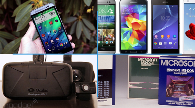 Daily Roundup: new HTC One review, Facebook acquires Oculus VR and more!