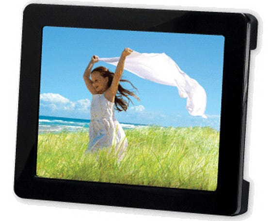 Shogo: the WiFi-enabled touchscreen digiframe