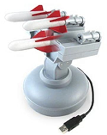 Mac-compatible USB MIssile Launcher at Last