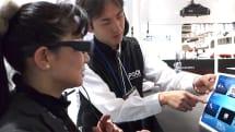 【動画】スマートグラスはこう見える!エプソン 「MOVERIO」を体験してきた。RICOH THETAの映像表示