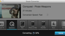 Smart Converter provides free media format conversion for OS X