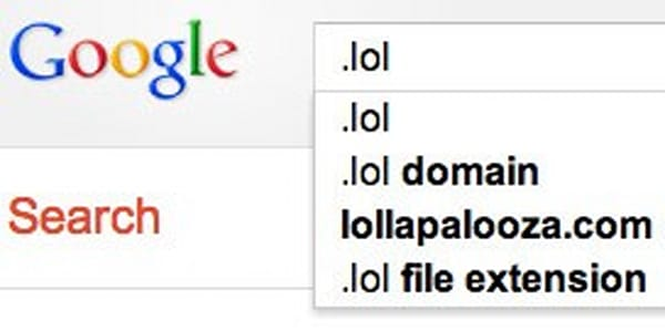 Google springs for .lol, .youtube domains, we wonder if it ...