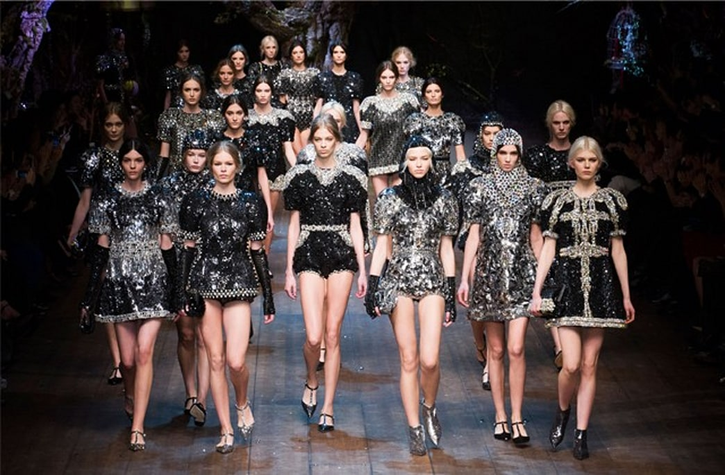 Top 9 at 9: Dolce & Gabbana fall 2014, an Oscars giveaway and more