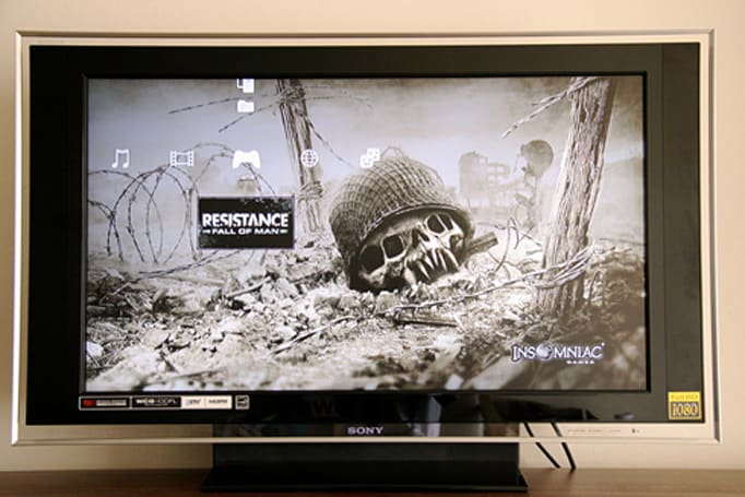 Buy a Sony HDTV with a Sony Card, get a free Sony PS3