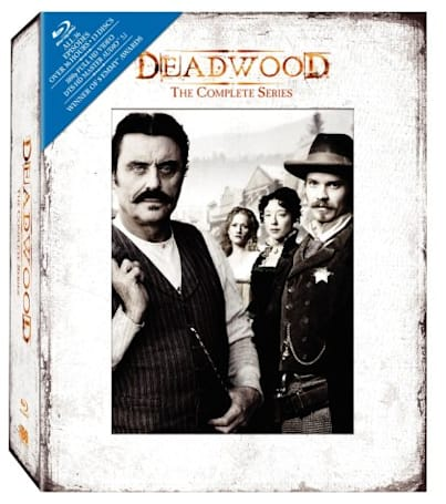 HBO releasing Deadwood: The Complete Series on Blu-ray November 23