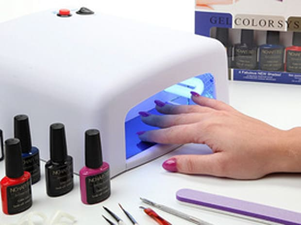 'Ladies Night Out' Gel Manicure Complete System