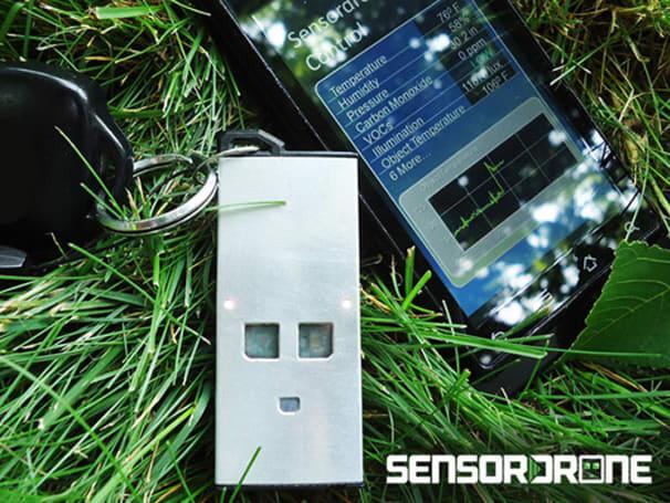 Joystiq Deals: Sensordrone Bluetooth Sensor