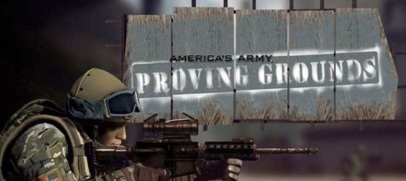 America's Army: Proving Grounds due this year, beta testers being enlisted