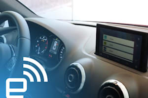 Android Auto Hands-on