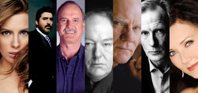 Meet the voice cast for The Elder Scrolls Online