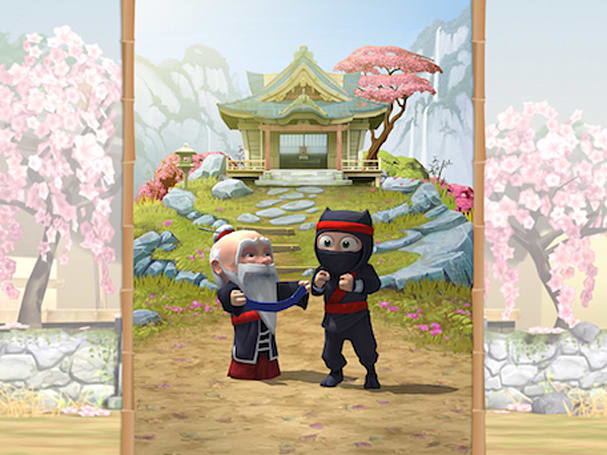 Makers of 'Clumsy Ninja' app acquired by Zynga for $527 million, and other news for January 31