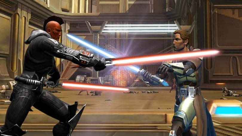 SDCC 2011: SWTOR invites you to join the fight with a new in-game trailer