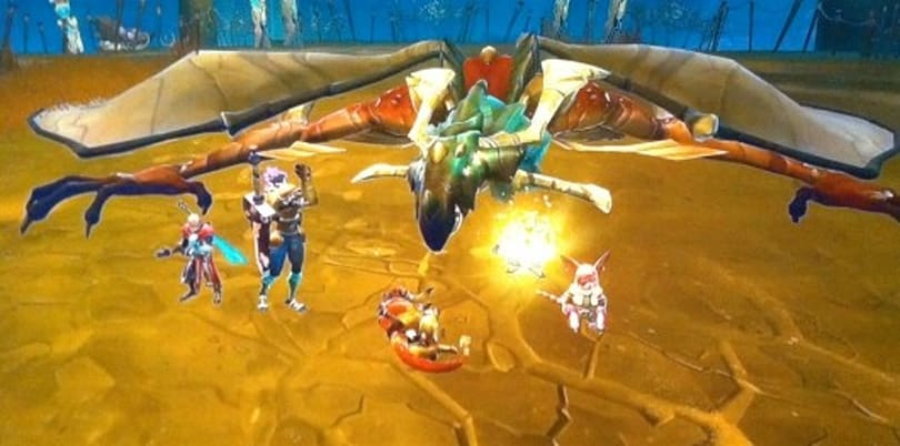 PAX Prime 2013: WildStar dungeon preview
