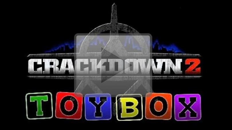 Crackdown 2 'Toy Box' DLC trailer gives us a taste of what's to come