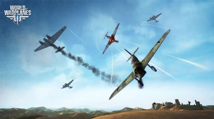 World of Warplanes accepting global alpha signups