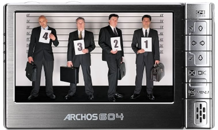 Archos 604 WiFi to come Stateside in two weeks