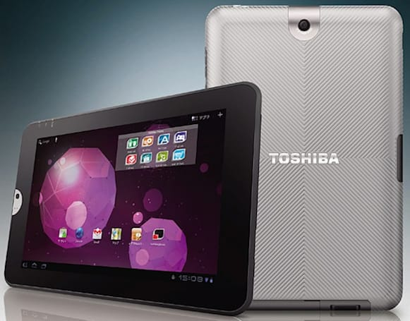 Toshiba's Regza AT300 tablet for the Japanese market delayed until late July, will ship with Android 3.1