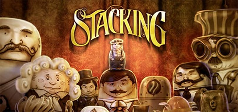 Double Fine's Stacking to nestle in your PC