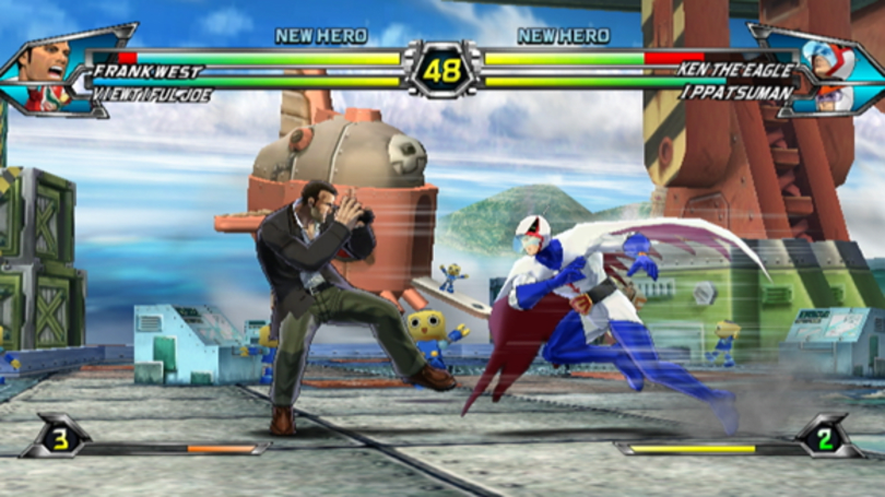 Review: Tatsunoko vs. Capcom