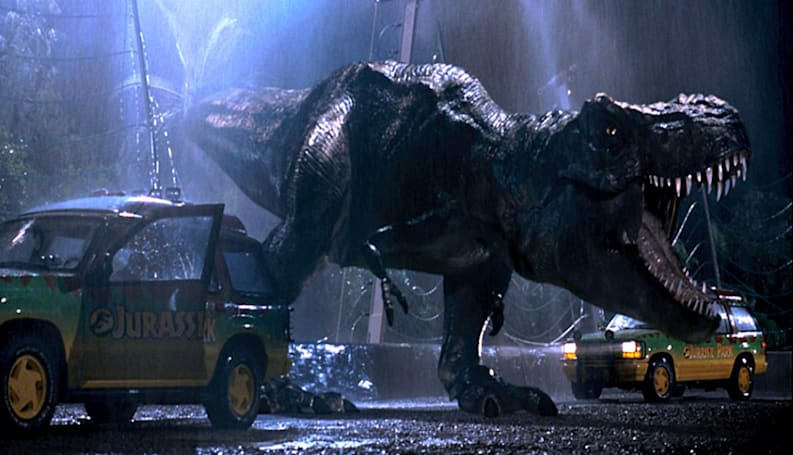 A look at how 'Jurassic Park' and its CGI dinosaurs changed cinema