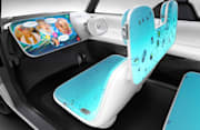 Nissan's display-packed concept car