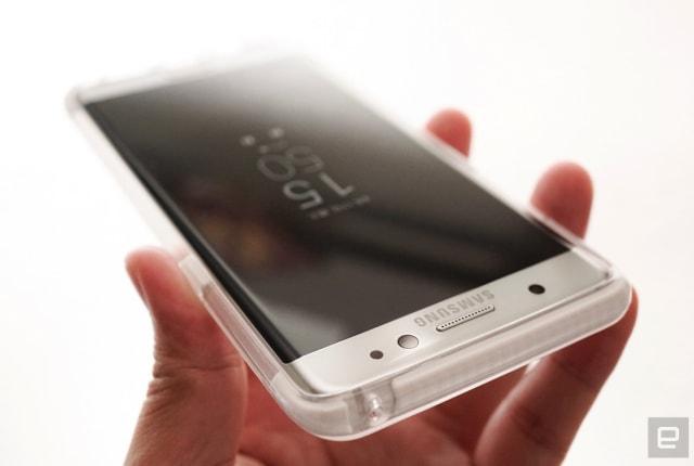Tech21 要讓 Galaxy Note 7 既能防水也能防摔