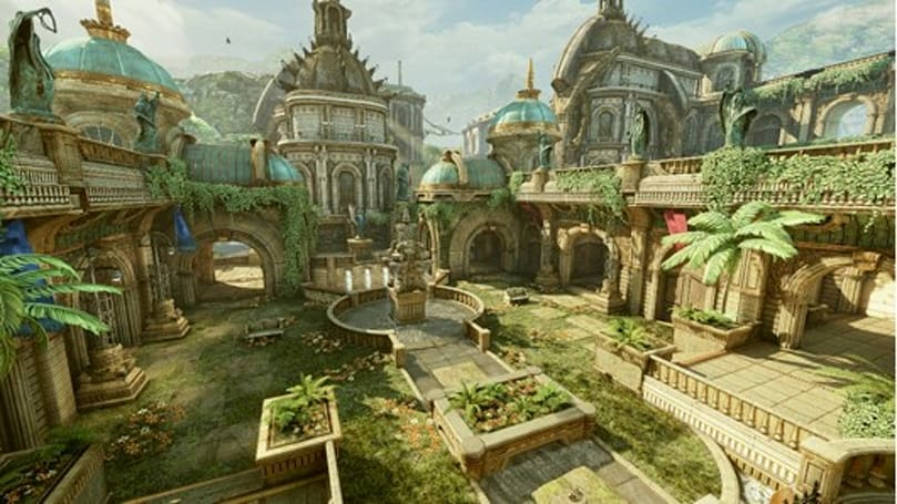 PSA: Free Gears of War 3 DLC map pack available now