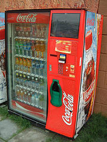 "Soda machine ""hack"" yields extra beverages"