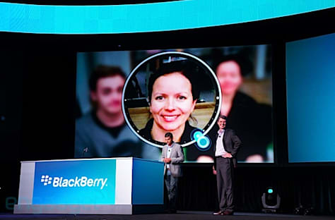Does BlackBerry 10's camera app get by with a little help ...