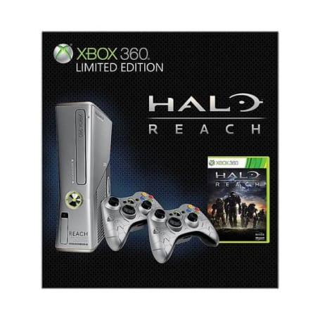 12 Days of Joyswag: Halo Reach-themed Xbox 360, Halo Anniversary, and Turtle Beach PX5 headset
