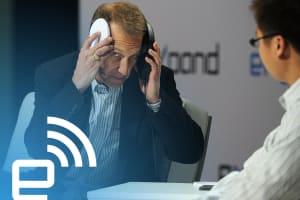 Engadget Expand: WiTricity CEO, Alex Gruzen
