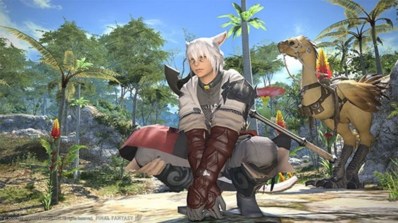New FFXIV videos continue the tour of Eorzea, demo group finder