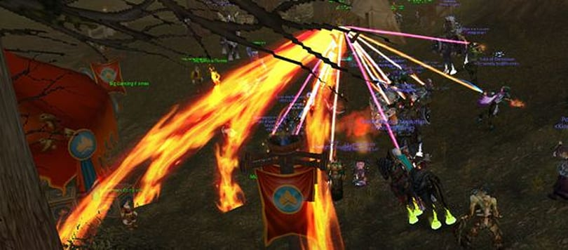 The Daily Quest: The Midsummer Fire Festival