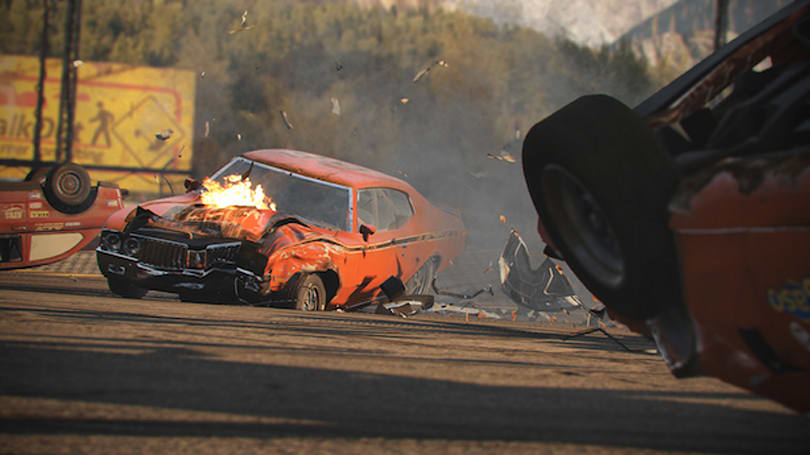 Bugbear's Next Car Game is going to be a Wreckfest