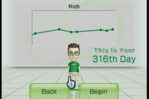 Wii Fit April Fools' Gag