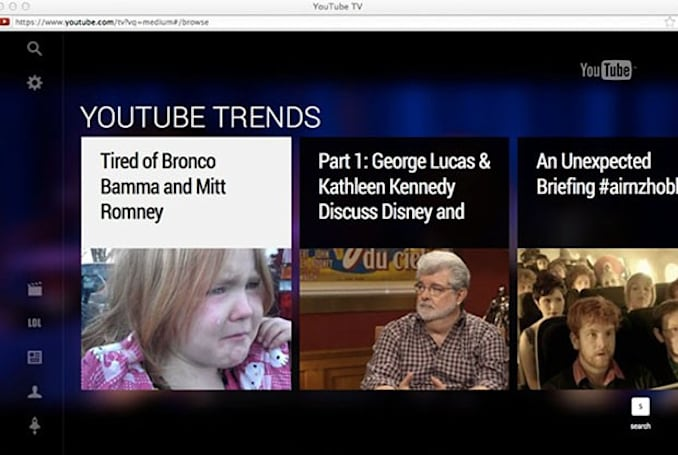 YouTube pops out new look: sneak preview, or just another test?