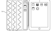 Apple seeks patent for Smart Cover with embedded secondary display