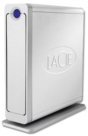 LaCie rolls out 500GB Ethernet Disk mini Home Edition