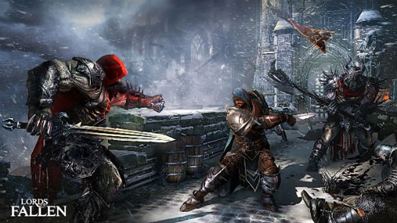 Lords of the Fallen dev addresses complaints about slow-moving characters