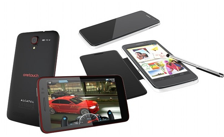 Alcatel outs two high-spec One Touch phones: the 5-inch 1080p Scribe X and Scribe HD-LTE