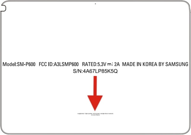 Samsung Galaxy Note 10.1 (2014 Edition) reaches the FCC